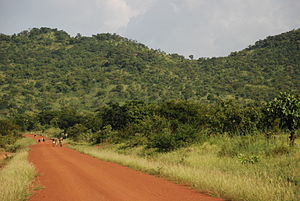 Atakora Department - Roads in the province