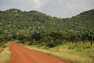 Atakora Department - Roads in the province
