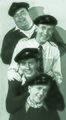 Benktsson, Gentzel, Dahlquist och Söderblom, Vi masthuggspojkar 1940.jpg