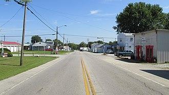 Bentonville, Ohio - Image: Bentonville OH2