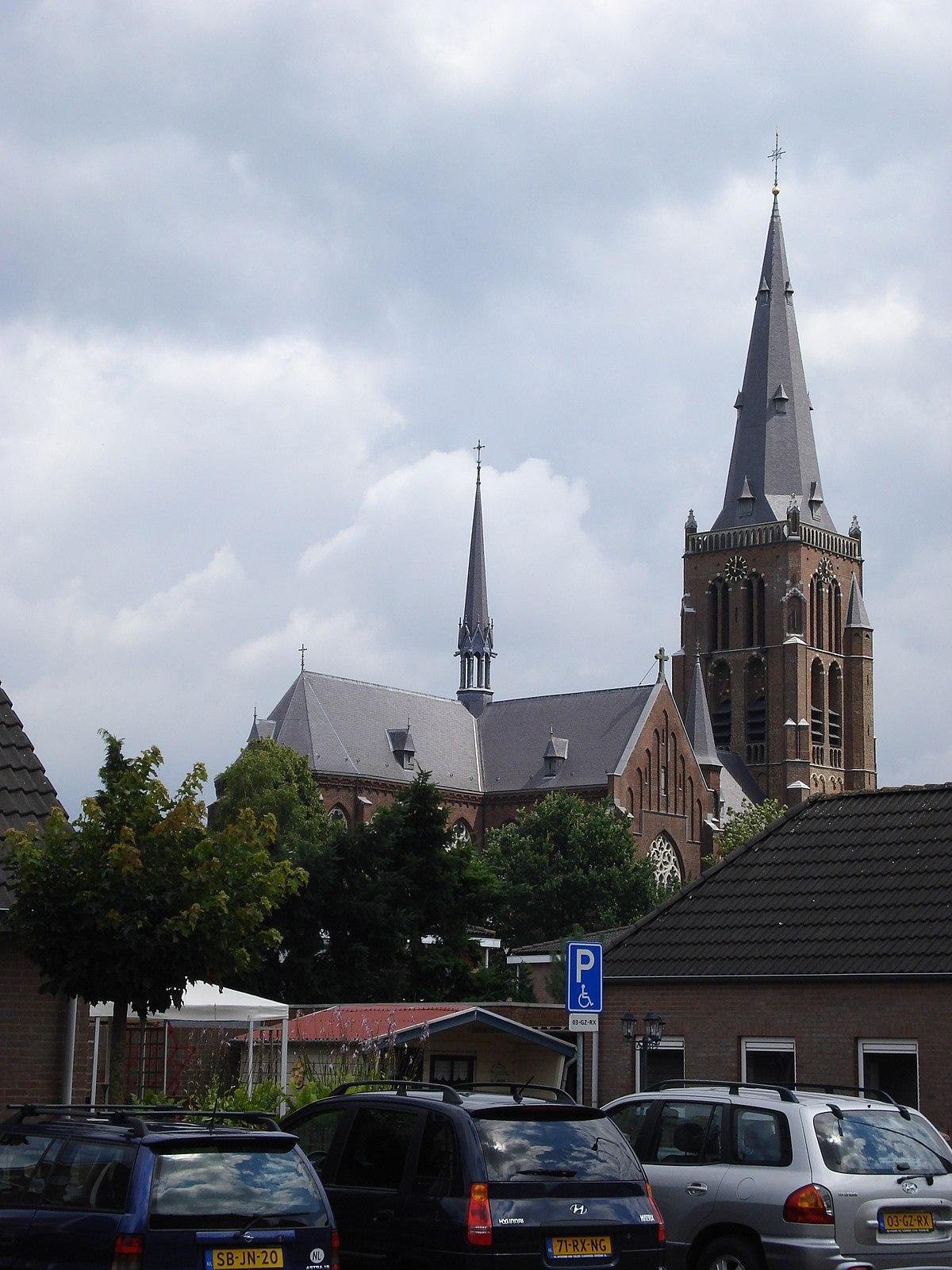 File Berghem L Eglise Jpg Wikimedia Commons