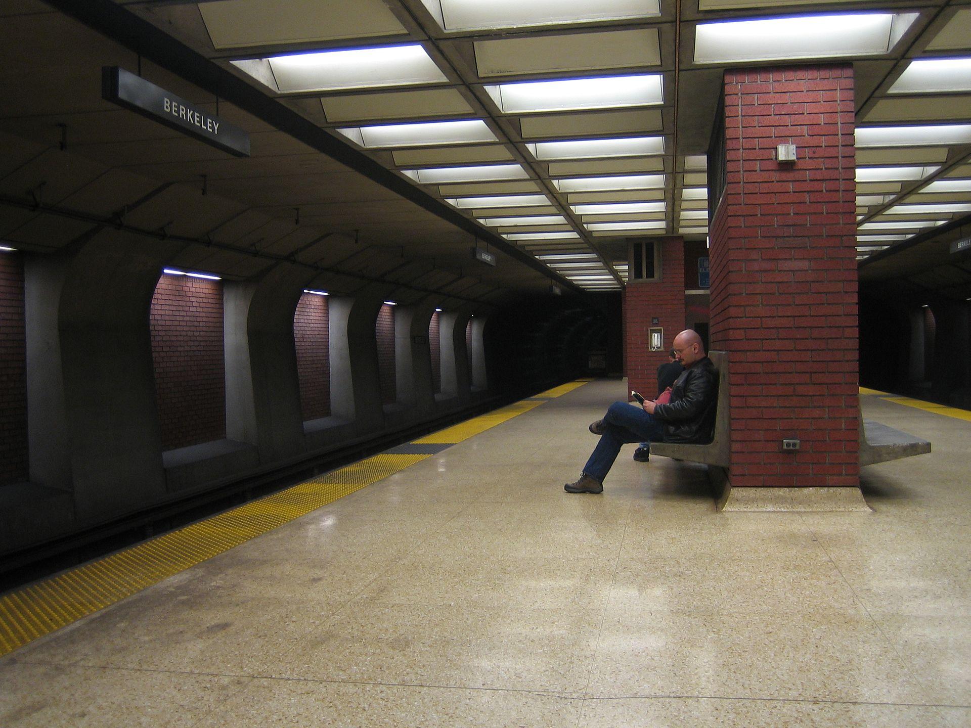 City Line Avenue >> Downtown Berkeley station - Wikipedia