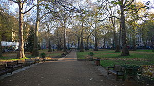Berkeley Square - Berkeley Square, 2005