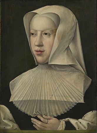 Princess of Asturias (by marriage) - Image: Bernaerd van Orley 002