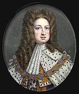 Bernard Lens King George I 1718 VA