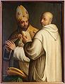 Bernardino campi, s. ugo di grenoble e san bruno, 1576.JPG