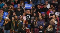 File:Bernie supporters at the Bernie Sanders Rally in Philadelphia, April 2016.webm