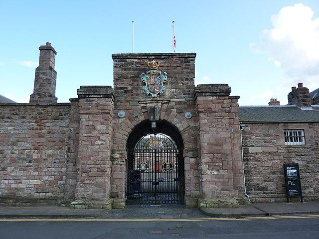 Berwick-upon-Tweed Barracks and Main Guard