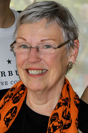 Betsy Lewin - Lewin at the 2013 Texas Book Festival