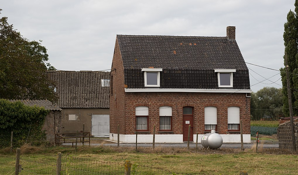 This is a photo of onroerend erfgoed number 87647