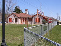 Beverly Shores South Shore Railroad Station P4080032.JPG