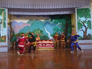 Võ thuật Bình Định regional form of martial arts in Vietnam