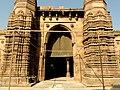 Bibiji's masjid Jhulta minar Gomtipur Ahmedabad 08.jpg