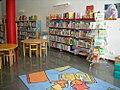 Biblioteca Pública Comarcal de Móra d'Ebre - Sala infantil.jpg