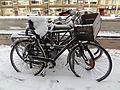 Bicycles (snow-covered) - Stadhoudersweg - Blijdorp - Rotterdaam.jpg