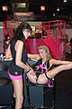 Billy Bales and Jaelyn Fox at AVN Adult Entertainment Expo 2008.jpg