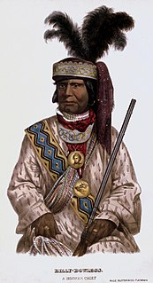 Billy Bowlegs Seminole Indian chief
