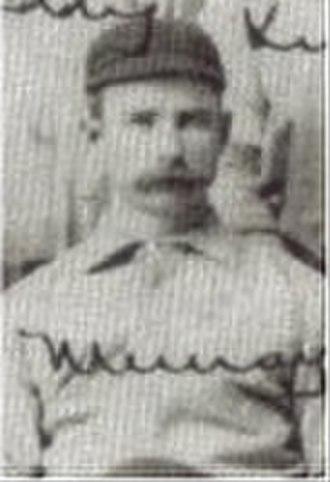 Billy Murray (baseball) - Image: Billy Murray 1896