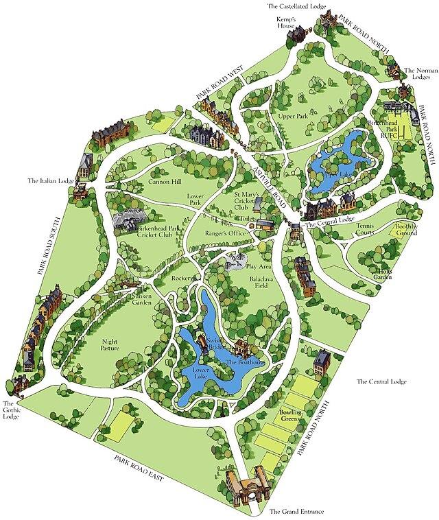 Birkenhead Park Wikiwand