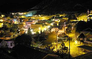 Bisbee, Arizona at night (2235999775)