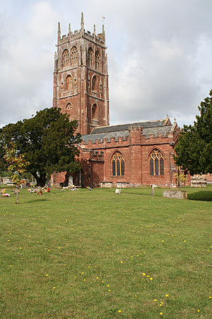 Bishops Lydeard - Image: Bishopslydeardchurch