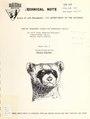 Black-footed ferret, Mustela nigripes (IA blackfootedferre44snow).pdf