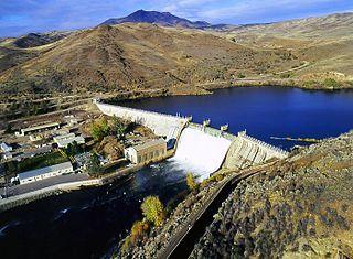Black Canyon Diversion Dam