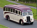 Black Country Living Museum shuttle coach (KTT 689) 1948 Guy Vixen Wadhams, 28 September 2009 (1).jpg