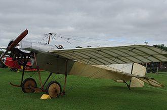 Blackburn Type D - Image: Blackburn Type D Uncovered
