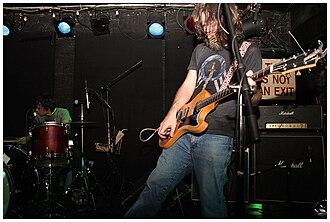 Black Mountain (band) - Image: Blackmountain 2007 NYC