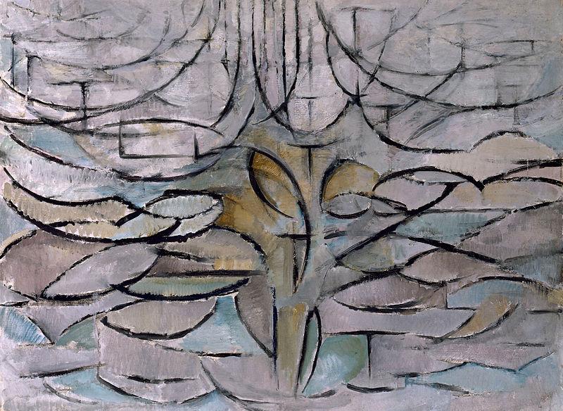Plik:Blossoming apple tree, by Piet Mondriaan.jpg