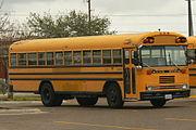 1988–1990 Blue Bird TC/2000 school bus (retired)
