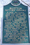 Bluffton Actors Colony