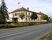Bořetice, municipal office.jpg