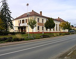 Bořetice, municipal office.jpg