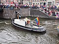 Boat 75 Luchthaven Schiphol, Canal Parade Amsterdam 2017 foto 6, sleepboot Arie.JPG