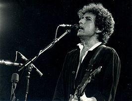 Bob Dylan in 1991