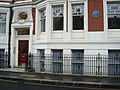 Bob Marley apartment in London.jpg
