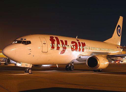 Boeing 737-3Q8, Fly Air AN0988492