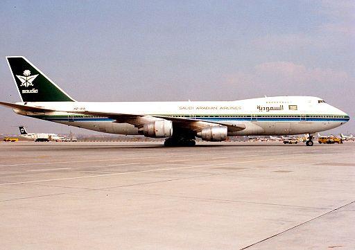 Boeing 747-168B, Saudia - Saudi Arabian Airlines AN0217717