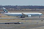 Boeing 777-367ER 'B-KPK' Cathay Pacific (25770639596).jpg