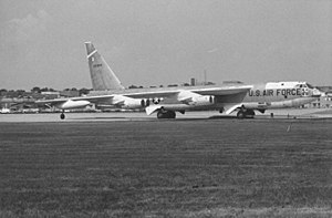 819th Strategic Aerospace Division - Boeing B-52 of the division's 95th Bombardment Wing