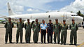 Boeing P8I crew with Air Marshal PK Roy.jpg