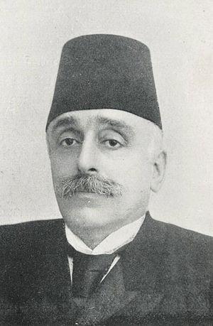 Boghos Nubar - Boghos Nubar in 1906.