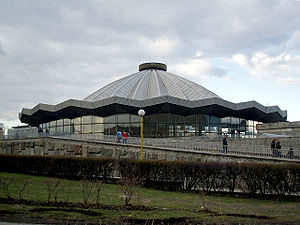 Moscow State Circus - The circus building