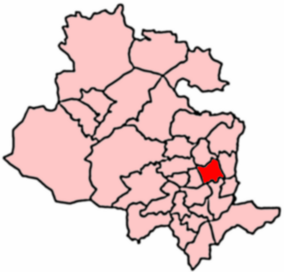 Bolton and Undercliffe electoral ward of Bradford City Council
