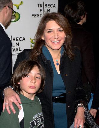 Bonnie Fuller - Image: Bonnie Fuller and Sasha Shankbone 2010 NYC