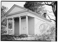 Borough House, Dr. Anderson's Office, State Route 261 and Garners Ferry Road, Stateburg, Sumter County, SC HABS SC,43-STATBU,1B-1.tif