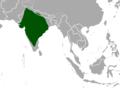 Boselaphus tragocamelus map.png