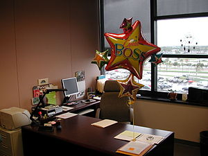 Boss's Day - Balloons for Boss's Day